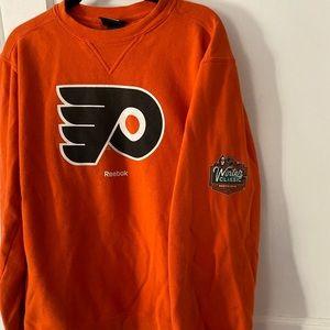 Flyers pullover crew sweatshirt